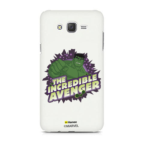 Hulk Incredible  Samsung Galaxy J7 Case Cover