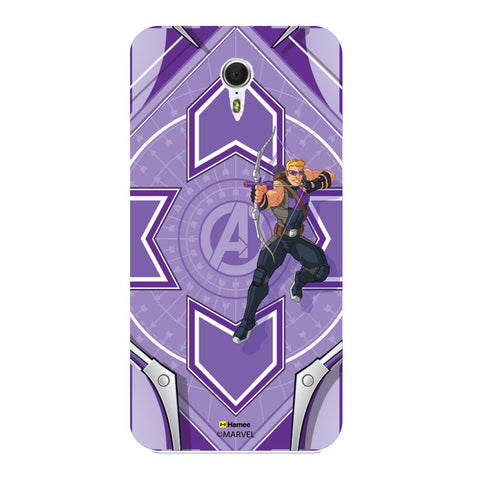 Hawk Eye Purple  Oneplus 3 Case Cover