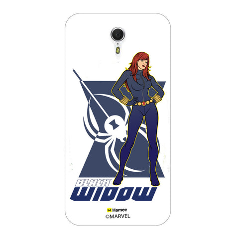 Black Widow Pose  Lenovo ZUK Z1 Case Cover