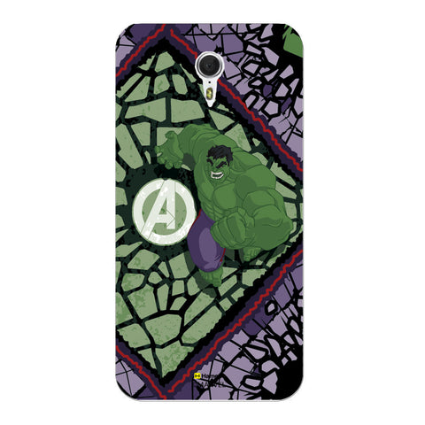 Hulk Green  Oneplus 3 Case Cover