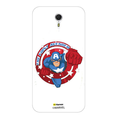 Captain America First  Meizu M3 Note Case Cover