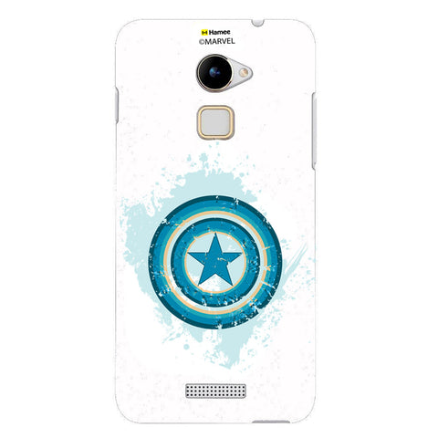 Captain America Blue Logo  Coolpad Note 3 Lite Case Cover