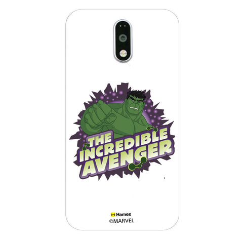 Hulk Incredible  Lenovo K4 Note Case Cover