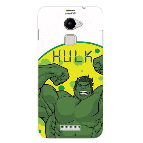 Hulk Yellow  Coolpad Note 3 Lite Case Cover