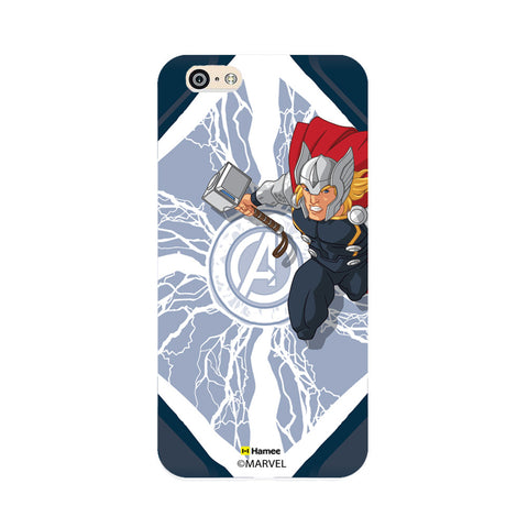 Thor Gray  iPhone 5S/5 Case Cover