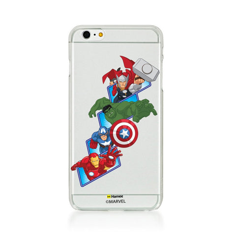 Avengers Layers  iPhone 5S/5 Case Cover