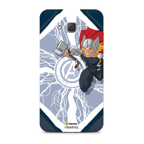 Thor Gray  Samsung Galaxy J7 Case Cover