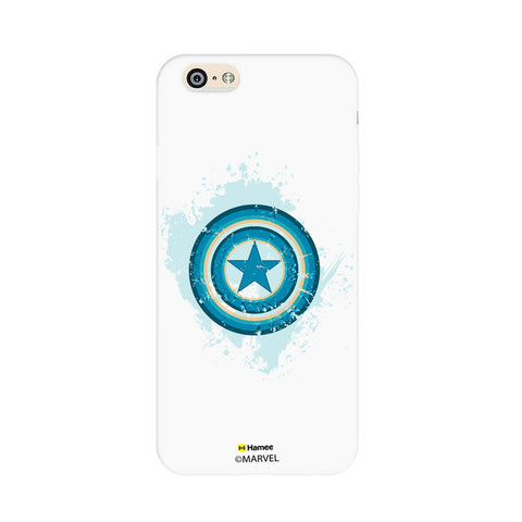 Captain America Blue Logo  iPhone 6 Plus / 6S Plus Case Cover