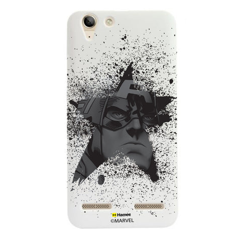 Captain America Black Star  Lenovo A6000 Case Cover