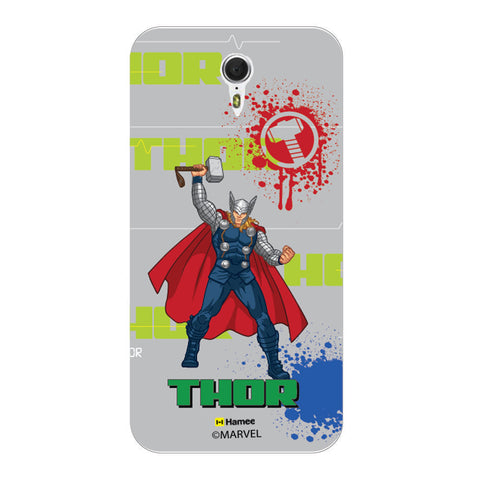 Thor Gray Splash  Meizu M3 Note Case Cover