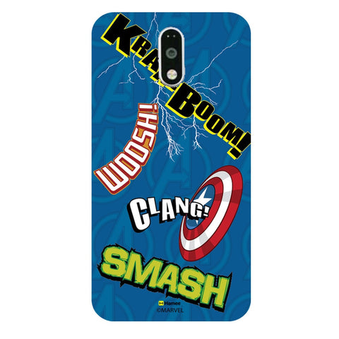 Avengers Noises  Lenovo K4 Note Case Cover