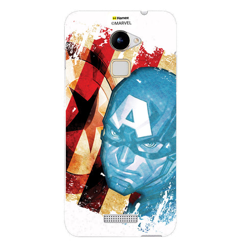 Captain America Fade 2  Coolpad Note 3 Lite Case Cover