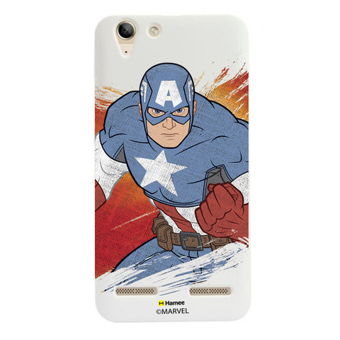 Captain America Fade  Lenovo A6000 Case Cover