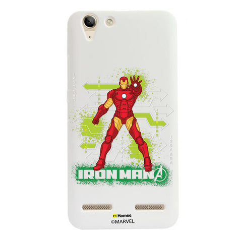 Iron Man Arrows  Lenovo A6000 Case Cover