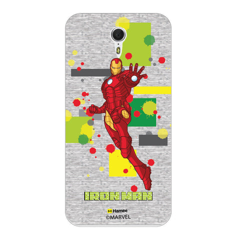 Iron Man Splash  Lenovo ZUK Z1 Case Cover