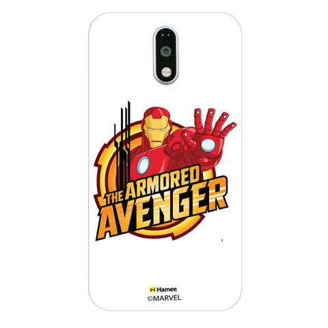 Iron Man Armored  Moto G4 Plus Case Cover
