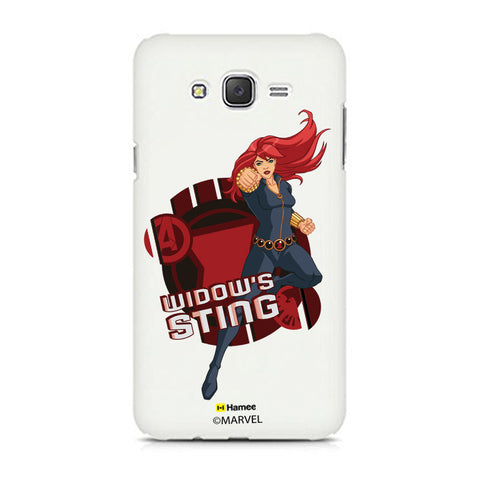 Black Widow Sting  Samsung Galaxy J7 Case Cover