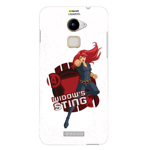 Black Widow Sting  Coolpad Note 3 Lite Case Cover