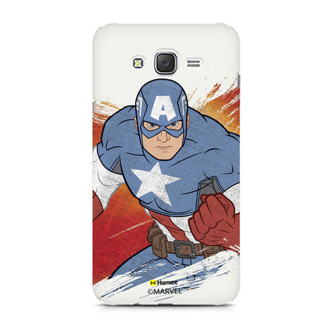 Captain America Fade  Xiaomi Redmi 2 Case Cover
