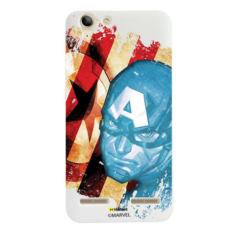Captain America Fade 2  Lenovo A6000 Case Cover
