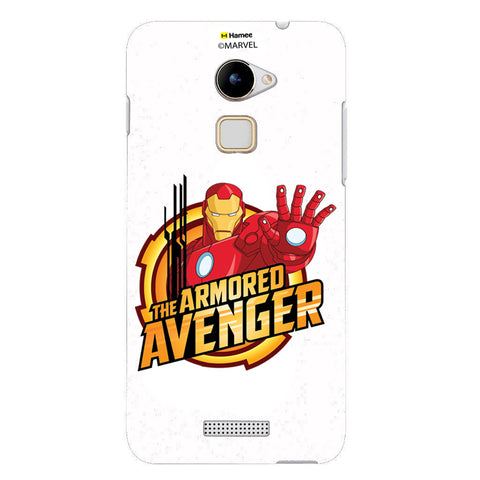 Iron Man Armored  Coolpad Note 3 Lite Case Cover