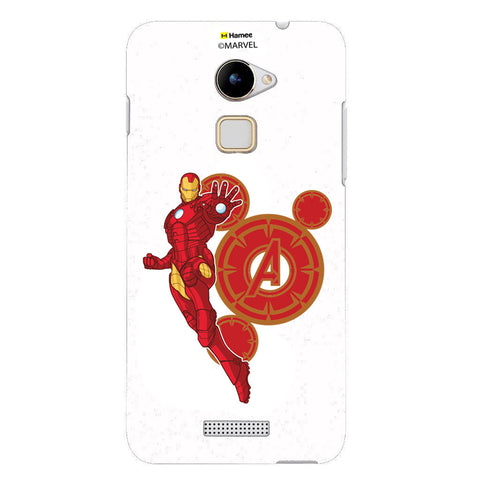 Iron Man Red Circles  Coolpad Note 3 Lite Case Cover