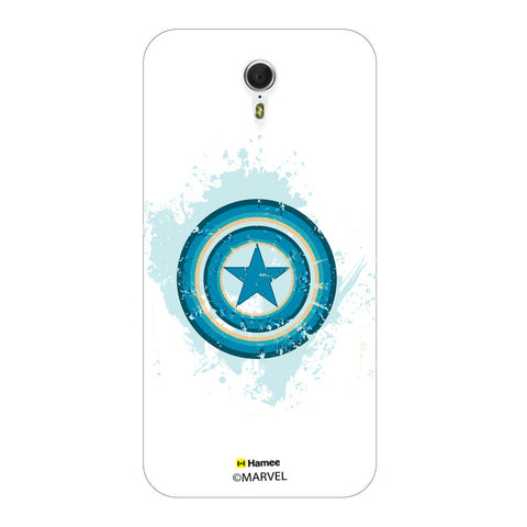 Captain America Blue Logo  Lenovo ZUK Z1 Case Cover