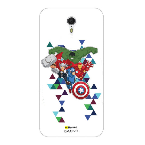 Avengers Triangles  Lenovo ZUK Z1 Case Cover
