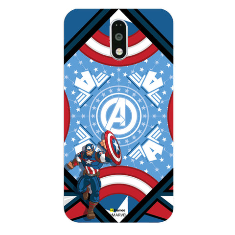 Captain America Blue Case  Redmi Note 3 Case Cover