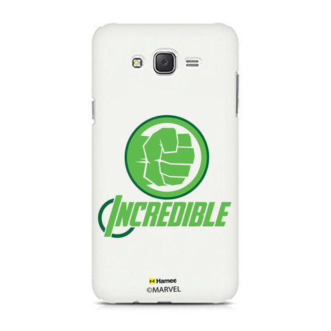 Incredible Hulk Fist  Samsung Galaxy J7 Case Cover