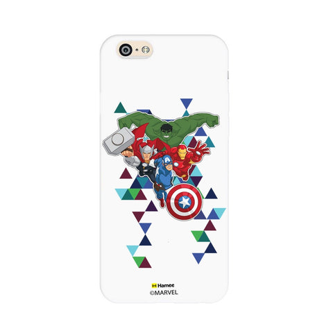 Avengers Triangles  iPhone 6S/6 Case Cover
