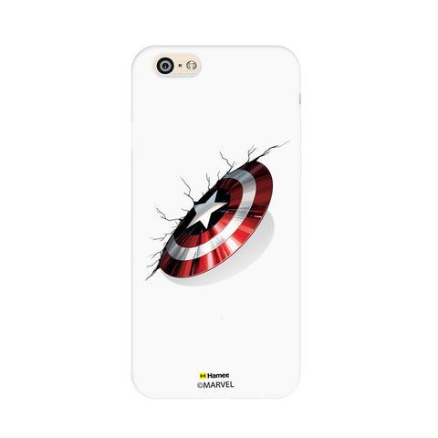Captain America Shield  iPhone 6S/6 Case Cover