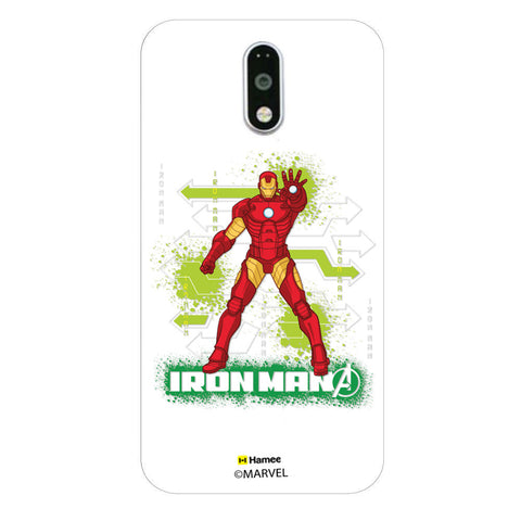 Iron Man Arrows  Moto G4 Plus Case Cover