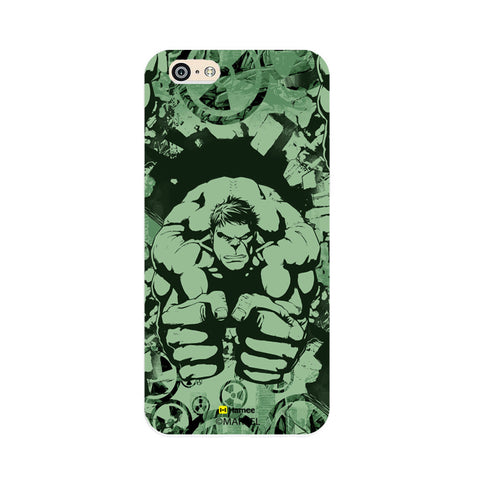Hulk Vintage  OnePlus X Case Cover