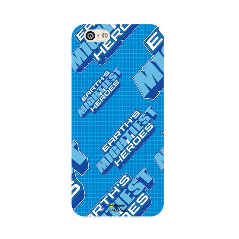 Avengers Earth'S Mightiest Heroes  iPhone 6 Plus / 6S Plus Case Cover