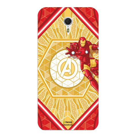 Iron Man Red  Lenovo ZUK Z1 Case Cover