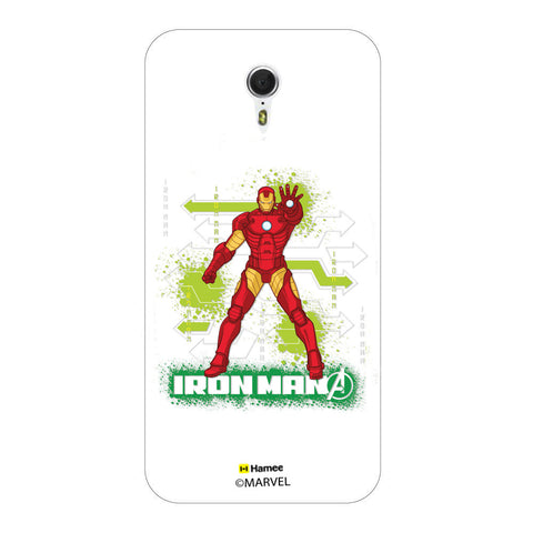 Iron Man Arrows  Lenovo ZUK Z1 Case Cover