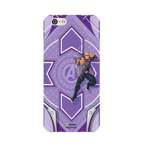 Hawk Eye Purple  Oppo F1 Case Cover