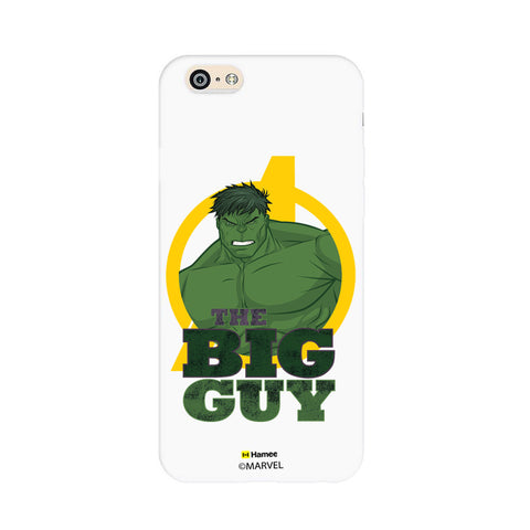 Hulk Big Guy  iPhone 6S/6 Case Cover