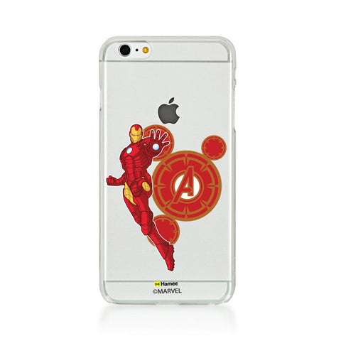 Iron Man Red Circles  iPhone 6 Plus / 6S Plus Case Cover