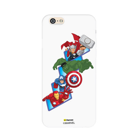 Avengers Layers  iPhone 6S/6 Case Cover
