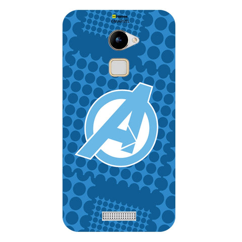 Avengers Logo Blue  Coolpad Note 3 Lite Case Cover