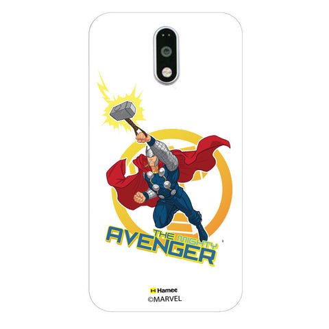 Thor Mighty Avenger Case  Redmi Note 3 Case Cover