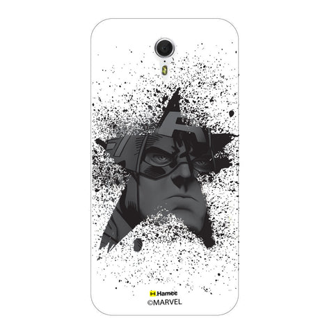 Captain America Black Star  Lenovo ZUK Z1 Case Cover