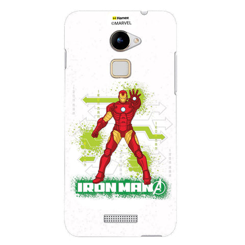 Iron Man Arrows  Coolpad Note 3 Lite Case Cover