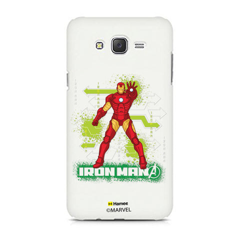 Iron Man Arrows  Xiaomi Redmi 2 Case Cover