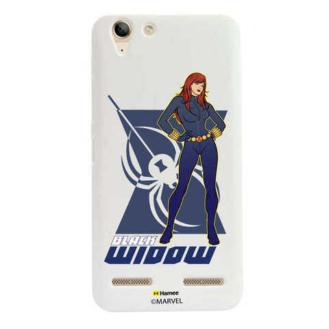 Black Widow Pose  Lenovo Vibe K5 Plus Case Cover