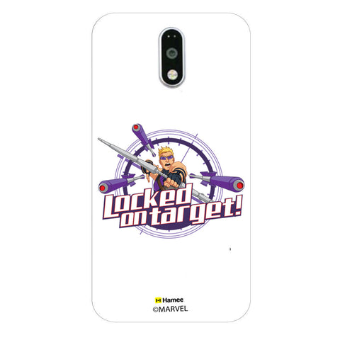 Hawk Eye Target  Lenovo K4 Note Case Cover