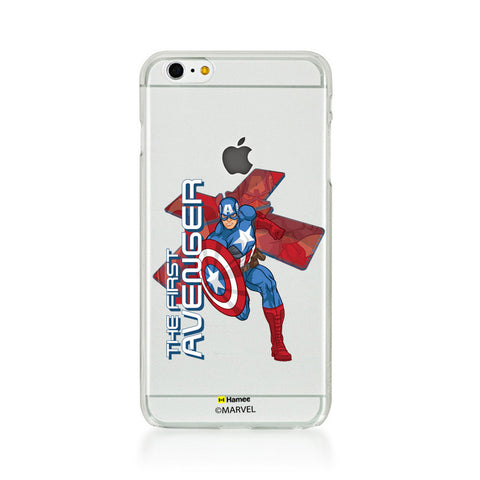 Captain America First  iPhone 6 Plus / 6S Plus Case Cover