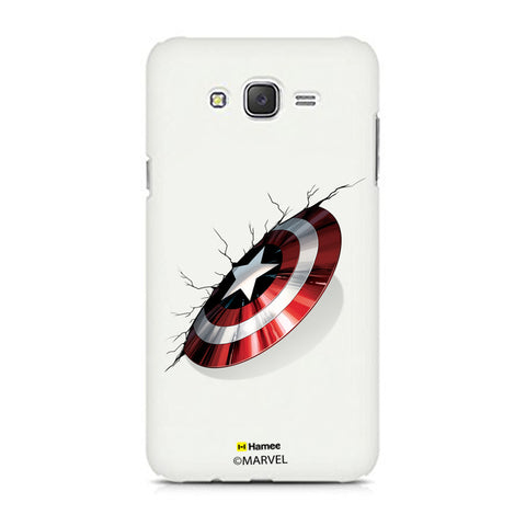 Captain America Shield  Samsung Galaxy J7 Case Cover